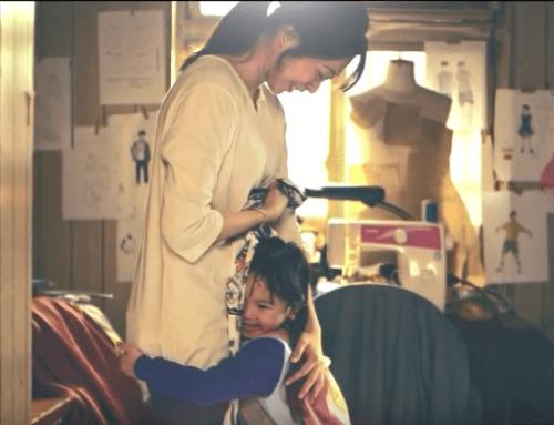 因為愛,所有辛苦都變成幸福 – iROO星空媽媽閃耀計畫