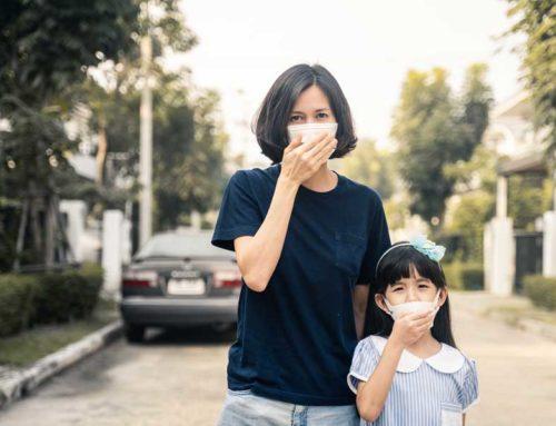 專欄|媽媽的口罩大作戰