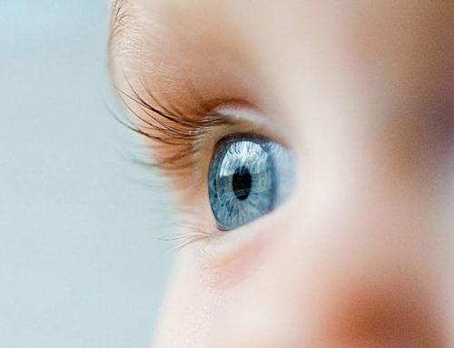 寶寶看到的跟我們不一樣?關於寶寶的視力進展