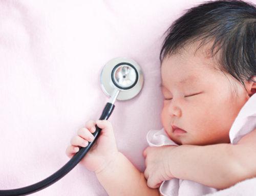 兩歲以下是高危險群:肺炎鏈球菌感染