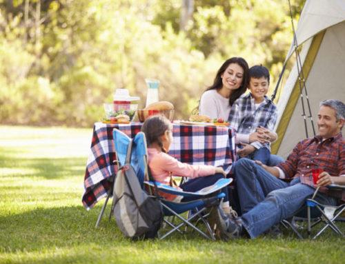 親子露營的工具準備提案