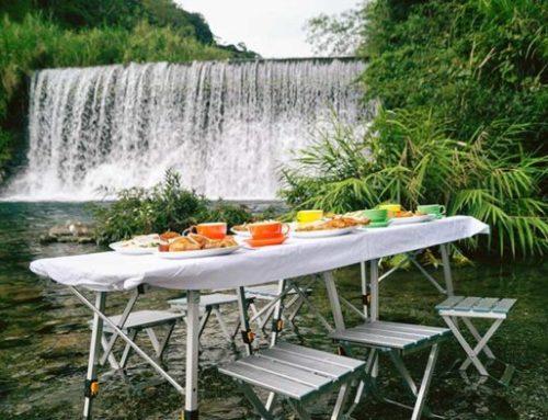 今夏就到荖溪秘境瀑布親子溯溪&野餐吧!