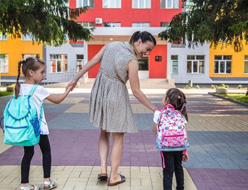 爸媽學起來!五招助孩子開學收心