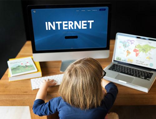 家長注意!一同關懷兒少網路安全