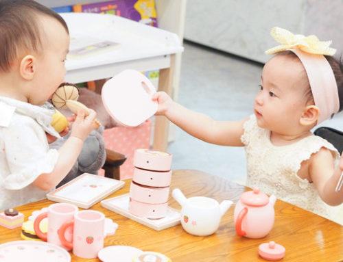變身夢幻小公主!與寶貝來場悠閒午茶吧~