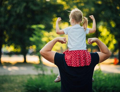 心理師日常分享|陪孩子一起勇於接受挑戰!