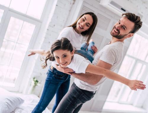 和孩子宅在家來增強免疫力,你可以這樣做!