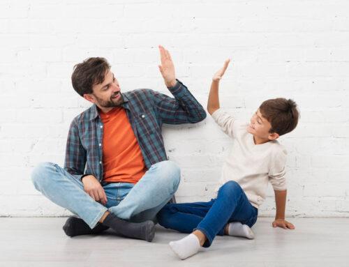 陪孩子玩也能健身 ?  6大秘訣還能讓孩子更愛你