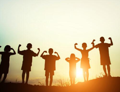 孩子想長高嗎? 把握黃金期 掌握四大關鍵
