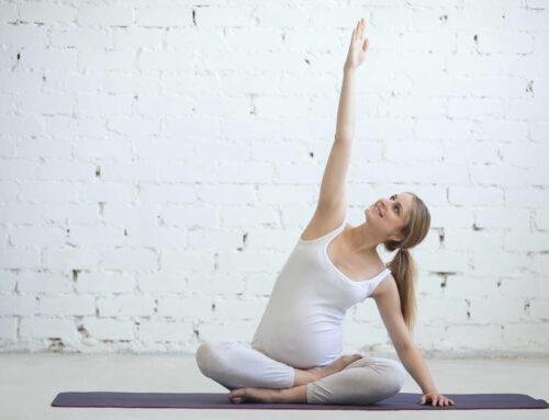 5招孕婦瑜珈照著做  跟水腫腰痠說Bye-Bye