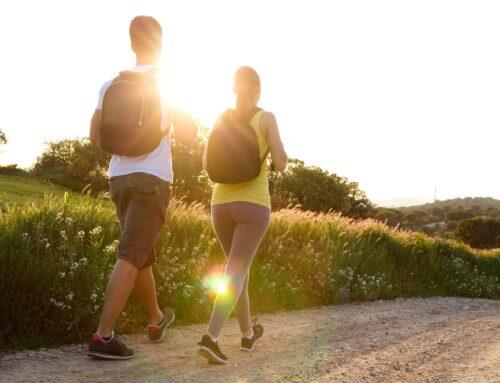 健走不傷膝  注意這幾個小撇步 讓你輕鬆瘦!