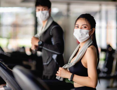 戴口罩跑步安全嗎?掌握3件事防疫力、運動量都兼顧