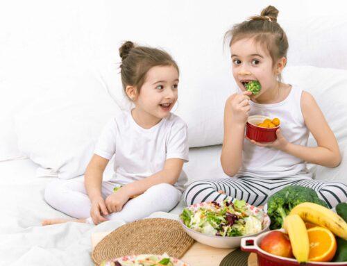為孩子飲食把關!營養師教你有效穩定寶貝的免疫力