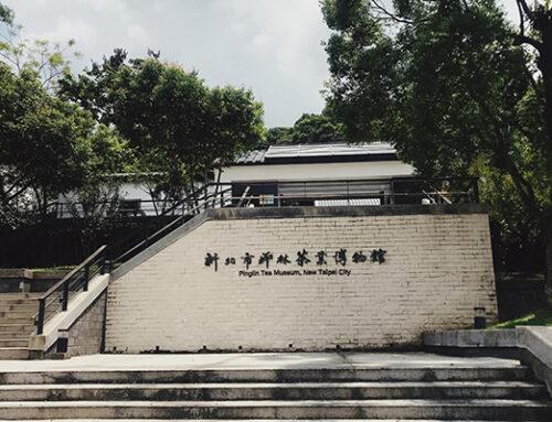 來趟深度的親子共遊  到茶葉博物館學泡茶吧!